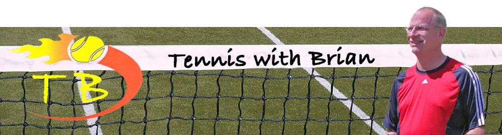Tennis With Brian